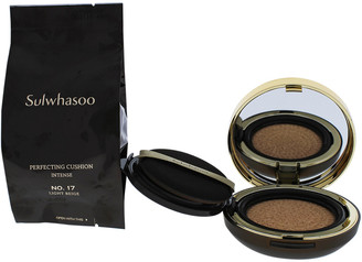 Sulwhasoo Women's 17 Light Beige Perfecting Cushion Intense Spf 50