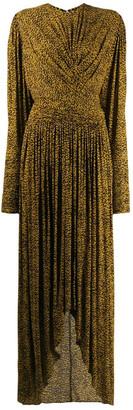 Isabel Marant Jucienne Leopard Print Dress