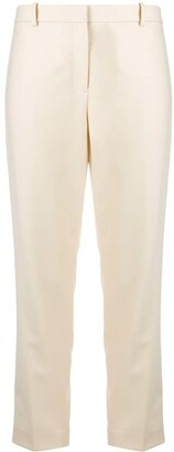 Theory Casual Cropped Trousers