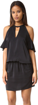 Amanda Uprichard Celia Cold Shoulder Dress