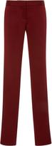 Prabal Gurung Straight Leg Silk Pants