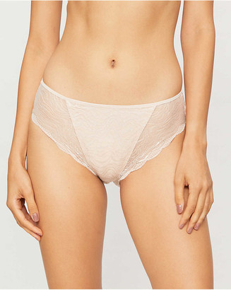 Fantasie Impression mid-rise stretch-lace briefs