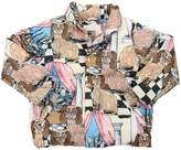 Mini Rodini Dashing Dog Printed Puffer Jacket