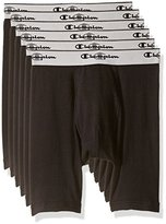 Champion Men's 6-Pack Performance Stretch Long Leg Boxer Brief