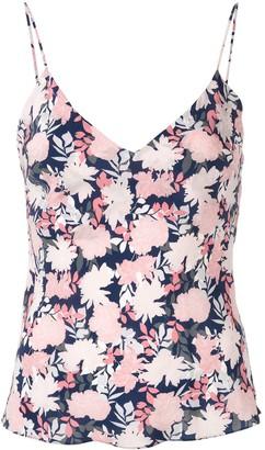 Gilda & Pearl Jardin printed camisole