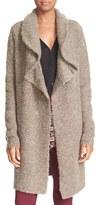Joie Women's 'Yanet' Drape Front Long Cardigan