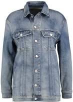 Mavi Jeans ROSE Denim jacket blue/gold
