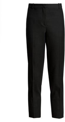 Fabiana Filippi Cropped Flannel Pants