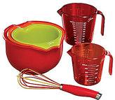 Fiesta 6-Piece Mix & Measure Baking Set