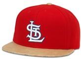 American Needle Men's Harlan Mlb Baseball Hat - Red