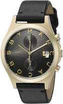 Marc by Marc Jacobs Marc Jacobs Women's MBM1398 The Slim Chrono Analog Display Analog Quartz Watch