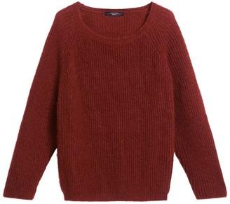Max Mara Mohair-Blend Sweater