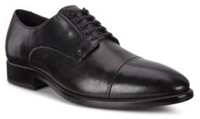 Ecco Men's Vitrus Mondial Cap Toe Derby Shoe Oxford Men's Shoes