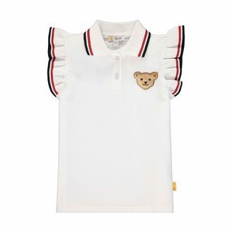 Steiff Girls' Poloshirt Polo Shirt