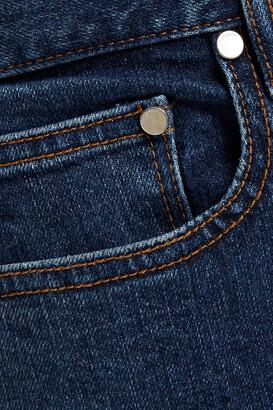 Joseph Cropped High-rise Boyfriend Jeans