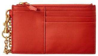Bottega Veneta Leather Card Case