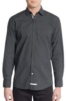 English Laundry Regular-Fit Neat Square Sportshirt