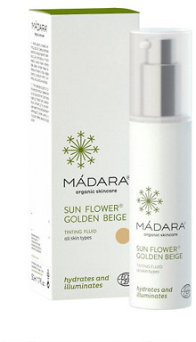 Madara Sunflower - Golden Beige Tinting Fluid 50ml
