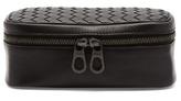 Bottega Veneta Intrecciato Leather Watch Case