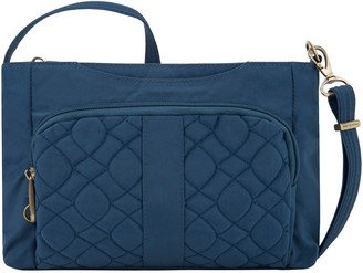 Travelon Anti-Theft Signature Quilted MessengerBag