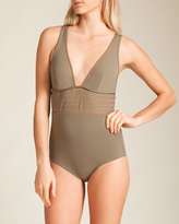 La Perla Kosmos Triangle Swimsuit
