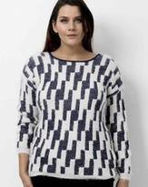 Koko Geometric Sweater
