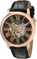 Rotary Men's gle000017/10 Analog Display Chinese Automatic Watch