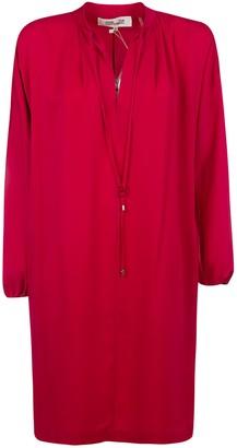 Diane von Furstenberg Classic V-neck Dress