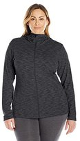 Columbia Women's Plus-Size Outer Spaced Full-Zip Hoodie