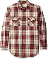 Pendleton Men's Long Sleeve Beach Shack Twill Shirt