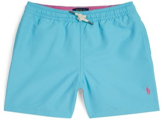 Ralph Lauren Kids Polo Pony Swim Shorts (2-4 Years)