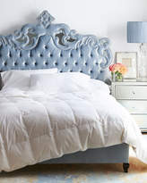 Haute House Julia King Tufted Bed