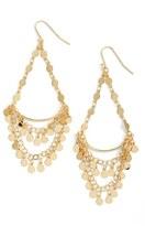 Argentovivo Chandelier Drop Earrings