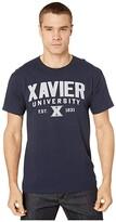 Champion College Xavier Musketeers Jersey Tee (Navy) Men's T Shirt