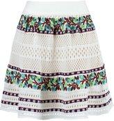 Cecilia Prado crochet skirt