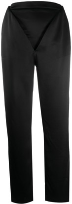 Y/Project V-Front Trousers