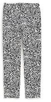 Tommy Hilfiger Women's Paisly Printed Crop Pant