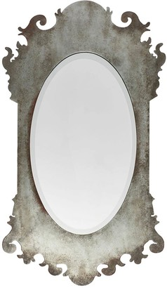 OKA Hilde Mirror - Antique Metal