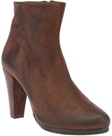 N.D.C. Made By Hand almond toe ankle boot