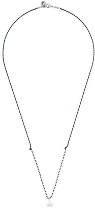 Undercover Pendant Necklace