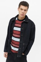 BDG Sansom Denim Chore Jacket - Green S at Urban Outfitters