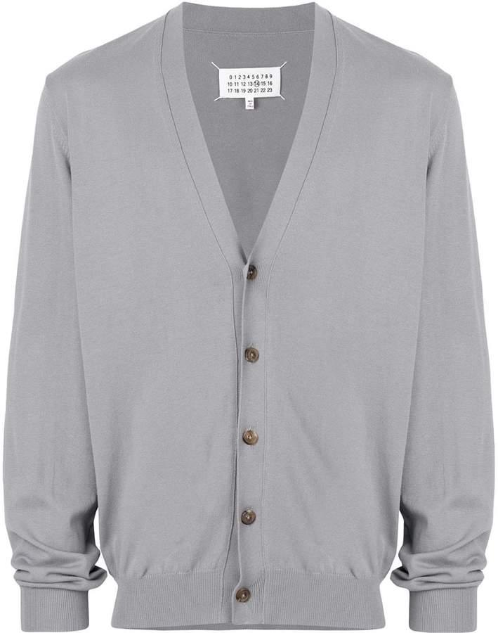 Maison Margiela classic button-down cardigan