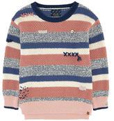 Scotch & Soda Fancy knit sweater