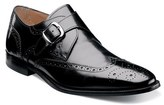 Florsheim Men's 'Sabato' Wingtip Monk Strap Shoe
