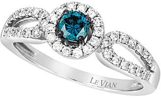 LeVian Le Vian Exotics 14K 0.49 Ct. Tw. Diamond Ring