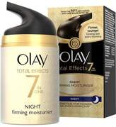 Olay Total Effects 7in1 Anti-Ageing Night Moisturiser 50ml