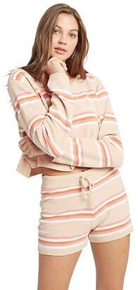 L-Space Sun Seeker Sweater (Sun Seeker Stripe) Women's Clothing