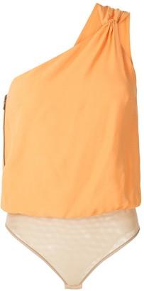 Nk One Shoulder Bodysuit