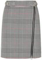 SET Check A-Line Skirt