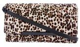 Christian Louboutin Leopard Ponyhair Crossbody Bag